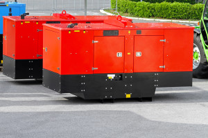 Mobile power generators
