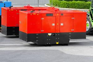 Mobile power generators